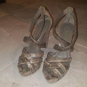 Tory burch heels size 11