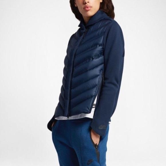 Objetivo Amabilidad Entretener  Nike Jackets & Coats | Nike Tech Fleece Aeroloft Down Lightweight Jacket |  Poshmark