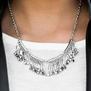 Jewelry - Icicles In December Necklace Set