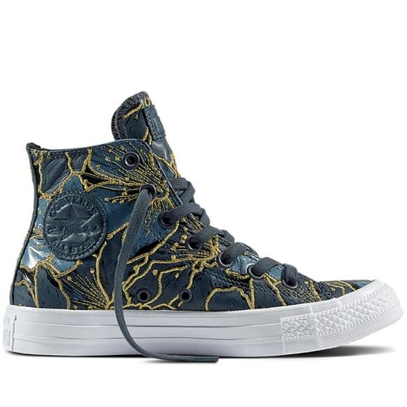 65d282503b4 Converse PatBo Chuck Taylor Floral Hi Top Sneaker