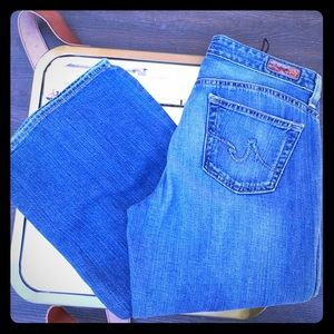 Adriano Goldschmied Regulat Blue Denim Size 31