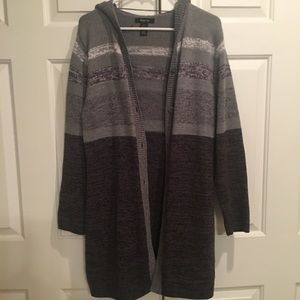 Sweater coat
