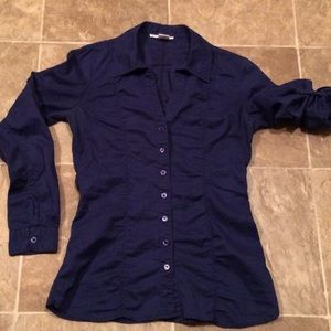 Charlotte Russe button up shirt