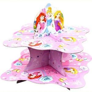 Disney Princess Cupcake & Snack Stand