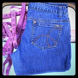 Hurley Dark Denim Jeans Size 9
