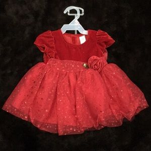George red dress