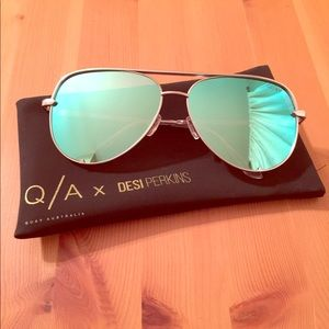 "Quay ""High Key"" Sunglasses"