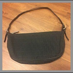 🔶VINTAGE🔶 FENDI Zucchino Bag