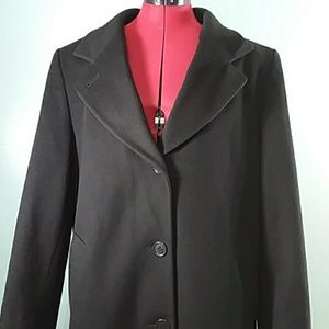 Jones New York Vintage wool top coat 16