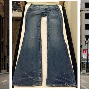 Bebe vintage jeans ❤️size 30 X 35