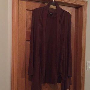 Apt 9, long sleeve cardigan