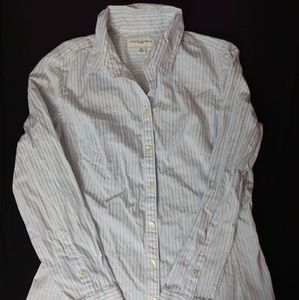Banana Republic Button Down Top Medium