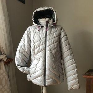Tek Gear silver winter jacket