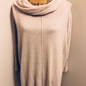 Field Flower (Anthro) Cowl Neck Sweater/Top