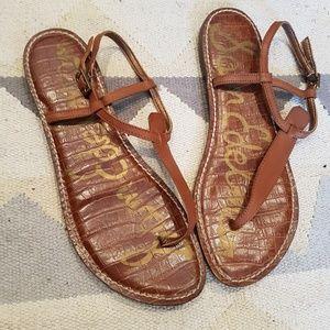 Sam Edelman Leather Sandals sz 9