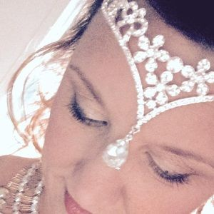 Accessories - Wedding or Princess Hairpiece or Necklace