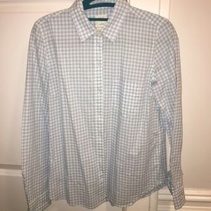 Gap Fitted Button Down XS