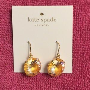 Authentic Kate Spade ♠️ Earrings