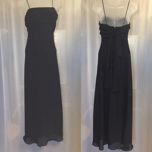 Black Betsy & Adam Formal Dress