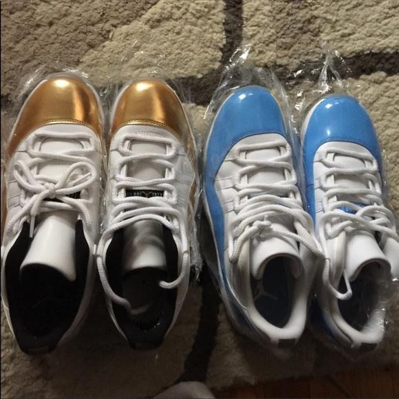 Mens Air Jordan 11 Retro Low 2 Pairs Poshmark