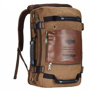 Canvas travel backpack! Read Description!