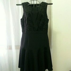 The Limited Black dress