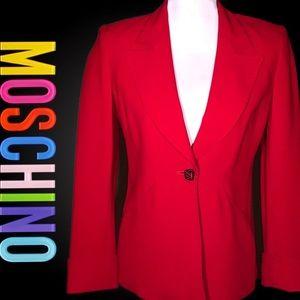 Moschino Couture Blazer EUC