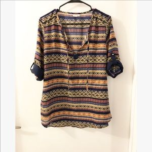 Tops - women's blouse