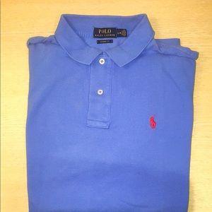 Ralph Lauren Polo blue short sleeve