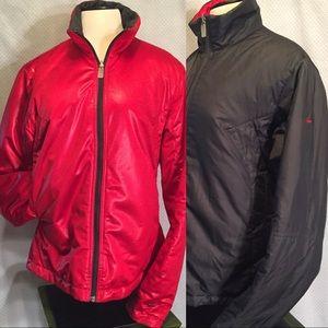 Nike reversible coat L 12/14