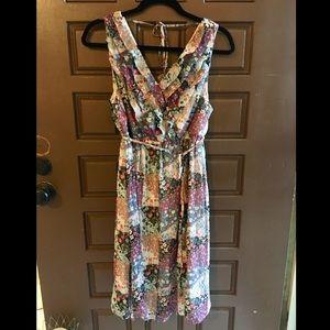 Jessica Simpson Maternity Dress Sz M