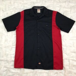 Dickies • Bowling 🎳 Short Sleeve ButtonUp