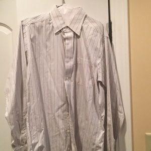 Izod Striped Shirt Slim Fit