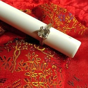 Jewelry SS Baggett ring