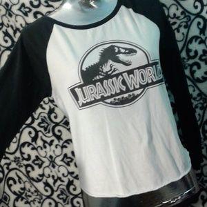 H&M Divided Jurassic World Shirt