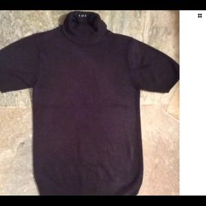 Hilliard & Hanson sweater black Sz s