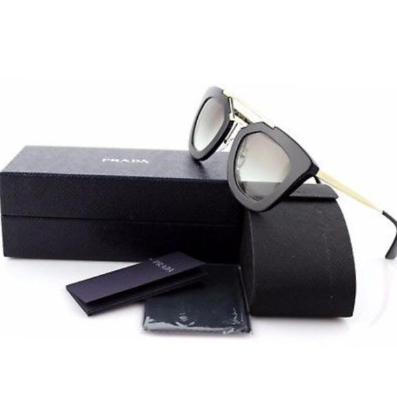 64aec69d21c NWT AUTHENTIC Prada Women s SPR09Q Sunglasses