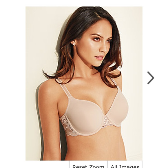 2732845a9622c WACOAL French Garden Seamless Underwire Bra 32D. M 5a1659044225be163301bc59