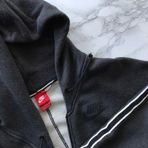 Nike Retro Strip Sleeves Terry Hoodie Jacket