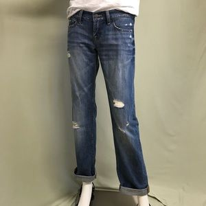 Lucky Brand - Riley Straight Leg Jeans