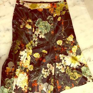 Roberto Cavalli (Just Cavalli)  silk skirt