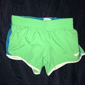 Nike Dri-Fit Running Shorts with Elastic Waistband