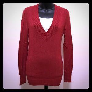 Gently Used Express Design Studio Rust Sweater!
