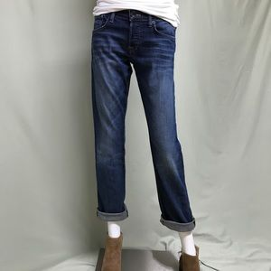 Lucky Brand - (Sienna Tomboy) Button Fly Jeans