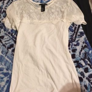 Gorgeous Lace H&M Top