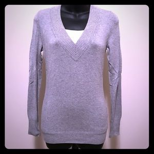 Gently Used Gray Express Design Studio Sweater!
