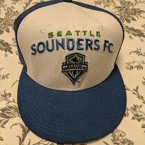 Seattle Sounders Cap Hat NWOT