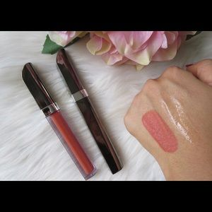 Doucce Luscious Lip Stain Set In Dark Lust