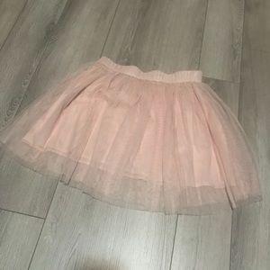F21 tulle skirt