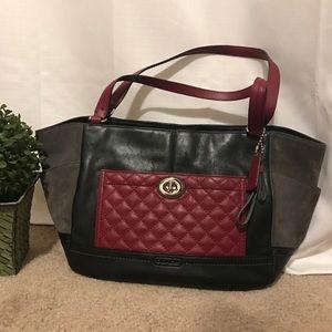 Coach Park Bag